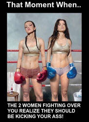 2 Boxing by WannaWrestleMe