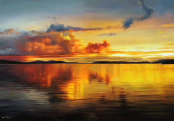 new horizon by fabianoMillani