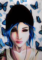 Chloe Price - Life is Strange by JeanCarlo183