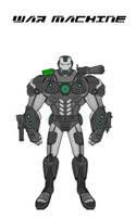 War Machine (Update Design) by Eye-of-Ra-X