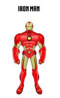 Iron Man (Neo Classic Design) by Eye-of-Ra-X