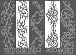 tattoo set no. 2 by dyslexxiicon