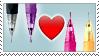 I heart mechanical pencils by reynaruina