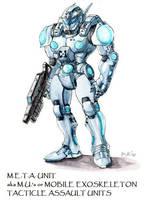 Xeno Tech: META Units Concept by DKuang