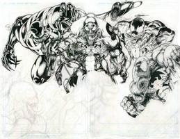 Venom Jam Commission by DKuang