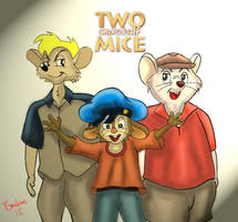 Two and a Half Mice by The-B-Meister