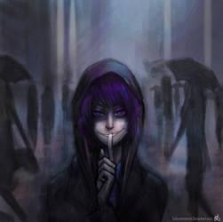 A killer among us by SirMei