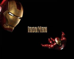 Iron Man Wallpaper by scubabliss
