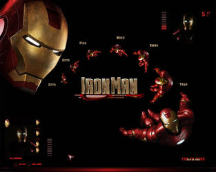 Iron Man 2 by scubabliss