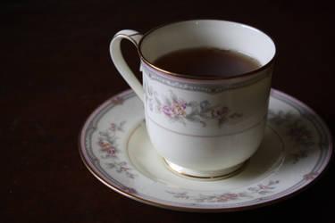 Cup of Tea by ktree