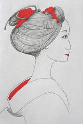 Geisha by ktree