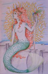 Mermaid by ktree