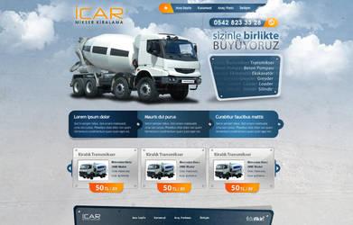 ICAR Transmikser by CinFikirWeb