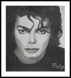Michael Jackson by natelha