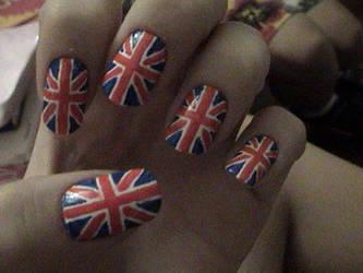 British Nails by natelha