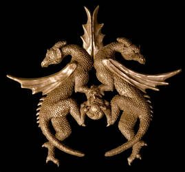 Dragon Crest by DLPancake