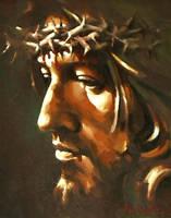 Jesus by ikankayu