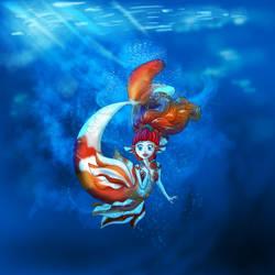 Underwater by Spinalz