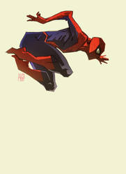 Spidey by franganesques