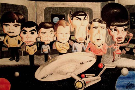 Star Trek Original by silas-chosen