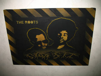 the roots by iksist