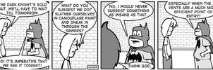 Misfits of Fandom strip 4 by mgasser