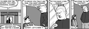 Misfits of Fandom strip 16 by mgasser
