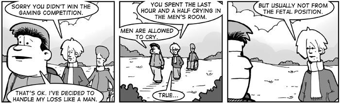 Misfits of Fandom strip 17 by mgasser