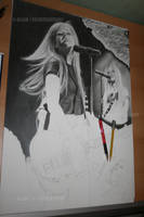 :AVRIL PLAYS LIVE WIP III: by Angelstorm-82