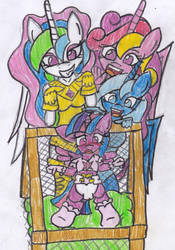 Alicorn rebirth by CuddleLamb