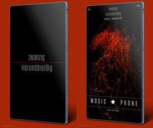 Music-Phone by resobrain