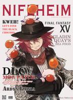 Niflheim Magazine by Kur0-sakura