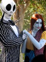 King and Queen of Halloween by DisneyLizzi