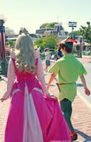 Aurora's New Bodyguard by DisneyLizzi