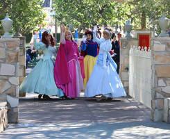A Royal Farewell by DisneyLizzi
