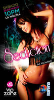 Seduction Night Flyer by krisalva