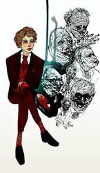 Dorian Gray by J-o-a-n