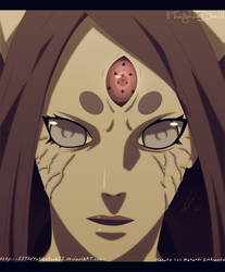 Naruto 679 Kaguya Ootsutsuki by IITheYahikoDarkII