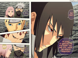 Naruto 692 The War Would Not End by IITheYahikoDarkII