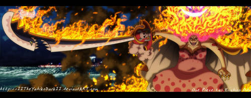 One Piece 890 Thirst For Cutting by IITheYahikoDarkII