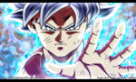 Dragon Ball Super 130 Ultra Instinct Perfect by IITheYahikoDarkII