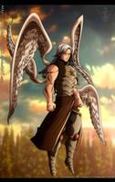 Nanatsu No Taizai 274 The Angel Of Death by IITheYahikoDarkII