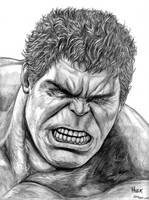 Hulk (Avengers - Age of Ultron) by SoulStryder210