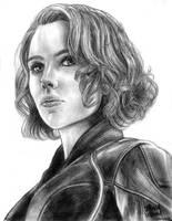 Black Widow (Avengers - Age of Ultron) by SoulStryder210