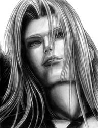 Sephiroth - Final Fantasy 7 by SoulStryder210