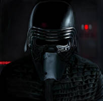 Kylo Ren (Star Wars Ep. VII - The Force Awakens) by SoulStryder210