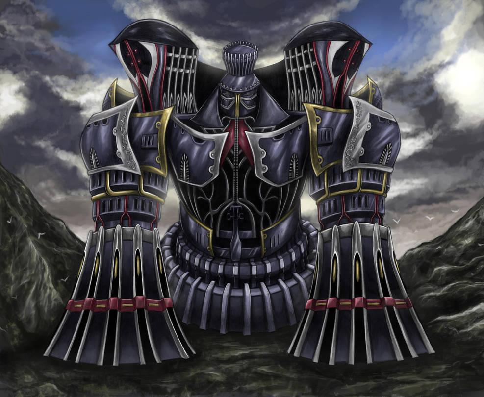 Final Fantasy Viii Alexander Divine Judgement By