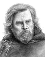 Luke Skywalker (Star Wars Ep. 8 - The Last Jedi) by SoulStryder210