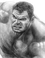 Hulk (Avengers - Infinity War)  by SoulStryder210