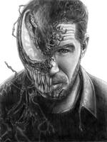 Venom  (Eddie Brock) by SoulStryder210